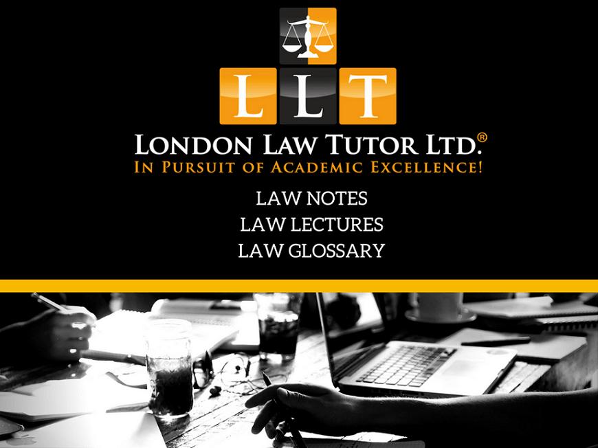 Buy law essay