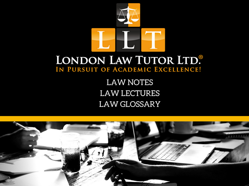 LLM (Master of Laws)